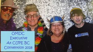 OMDC Meeting @ Days Inn Penticton | Penticton | British Columbia | Canada